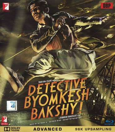 hindi dubbed audio Detective Byomkesh Bakshy!