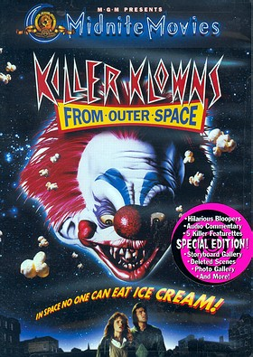 Killer klowns from outer space for Who owns outer space
